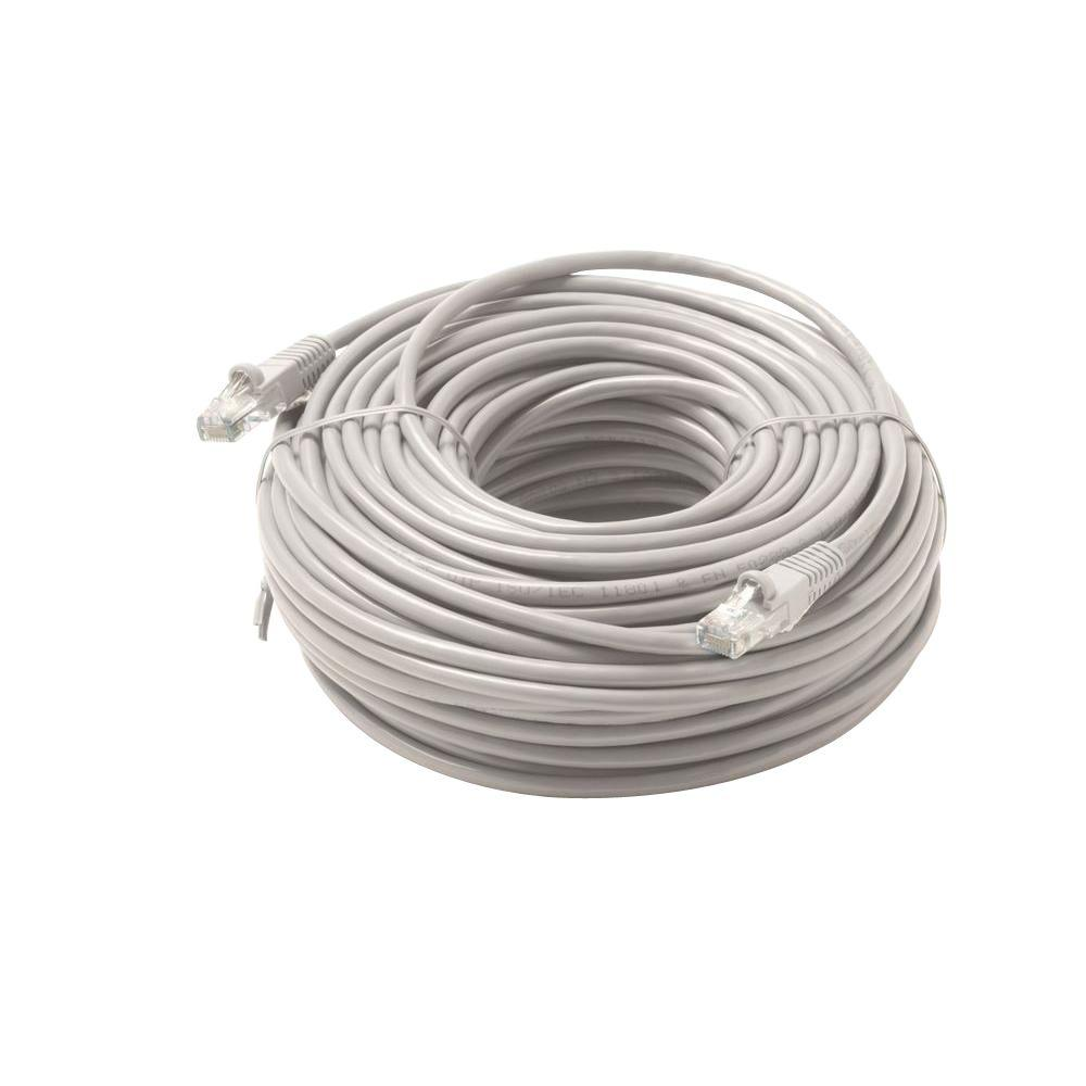 hight resolution of 50 ft molded cat5e utp patch cord