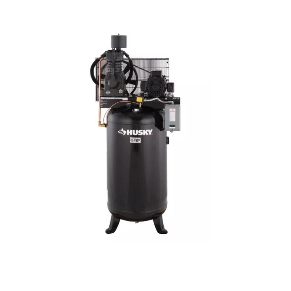 medium resolution of 2 stage cast iron electric air compressor