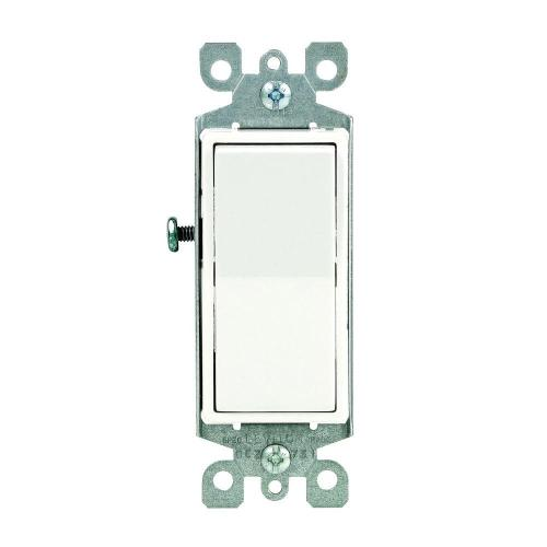 small resolution of leviton decora 15 amp illuminated switch white
