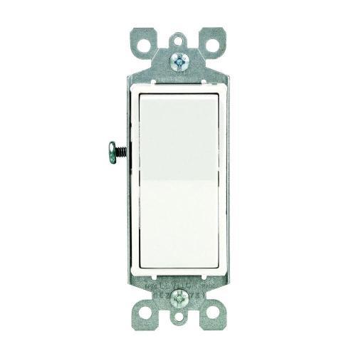 small resolution of white leviton switches r72 05611 2ws 64 1000 leviton decora 15 amp illuminated switch white r72