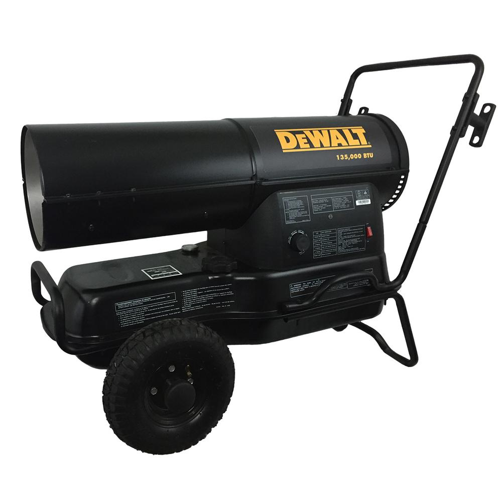 Propane Vs Kerosene Heater For Garage