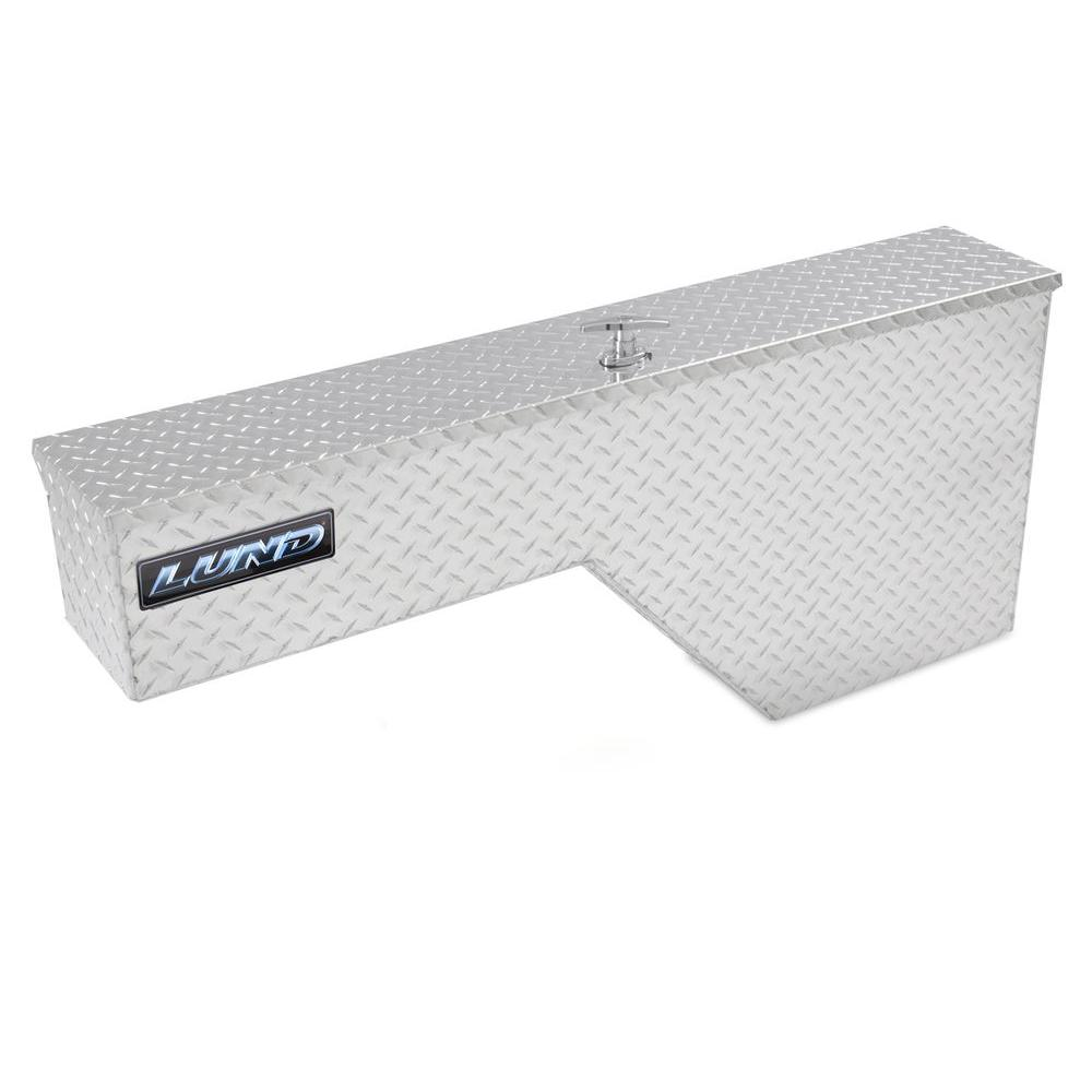 hight resolution of aluminum fender well tool box 8226 the home depot