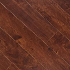 Kitchen Bay Window Treatments White Tables Hampton Hand Scraped La Mesa Maple 8 Mm Thick X 5-5/8 ...