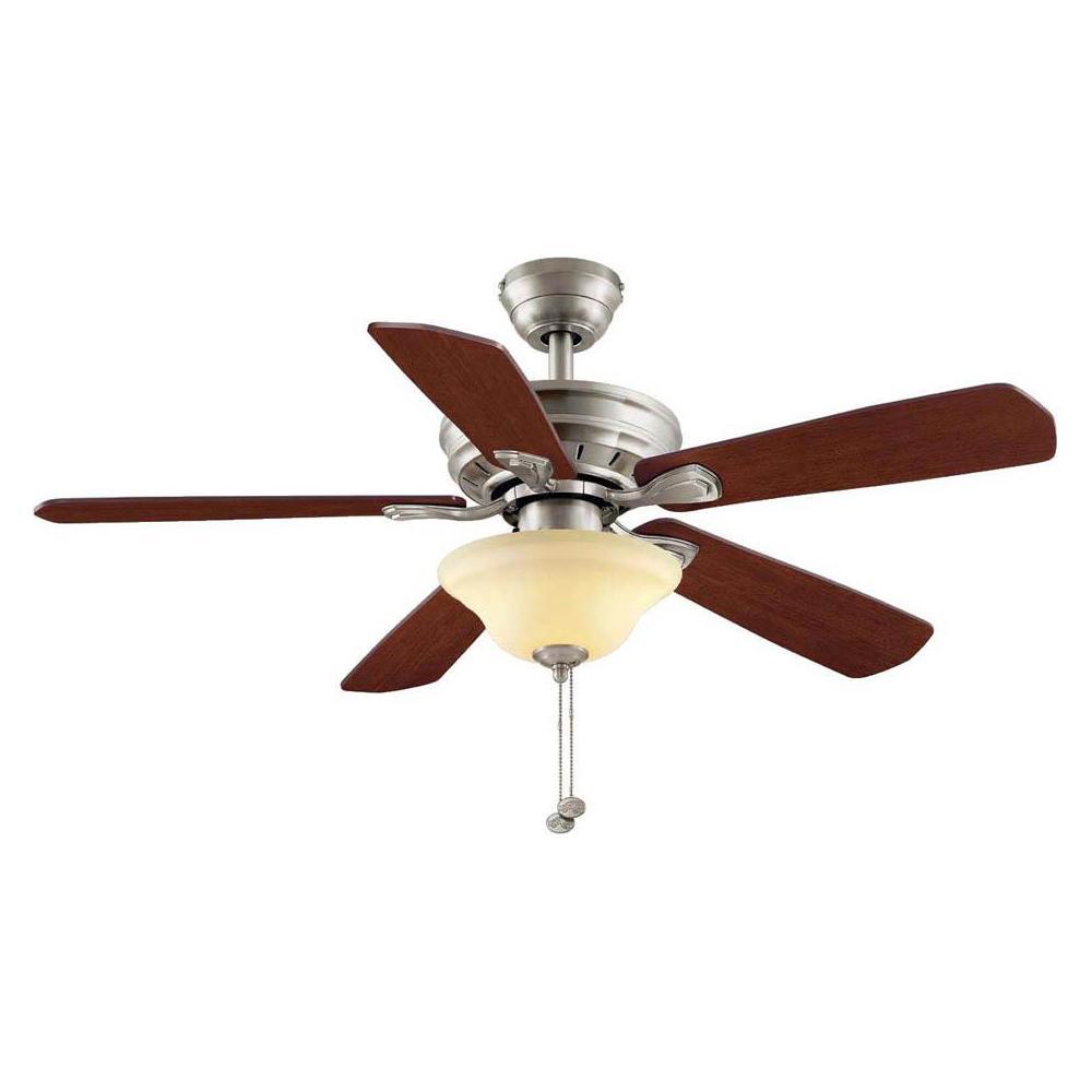 medium resolution of led brushed nickel ceiling fan