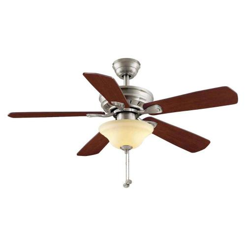 small resolution of led brushed nickel ceiling fan