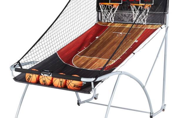 Espn Ez Fold 2 Player Basketball Game 1658128 The Home Depot