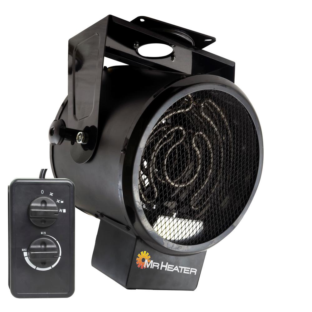medium resolution of 5 5kw 240 volt forced air electric heater with remote thermostat