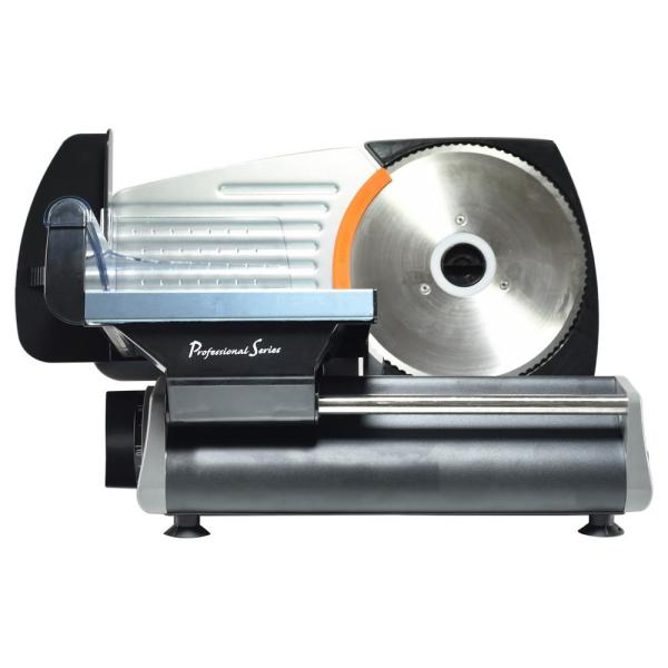 Continental Electric Professional Series Meat Slicer With 7.5 In. Stainless Steel Blade-ps77711