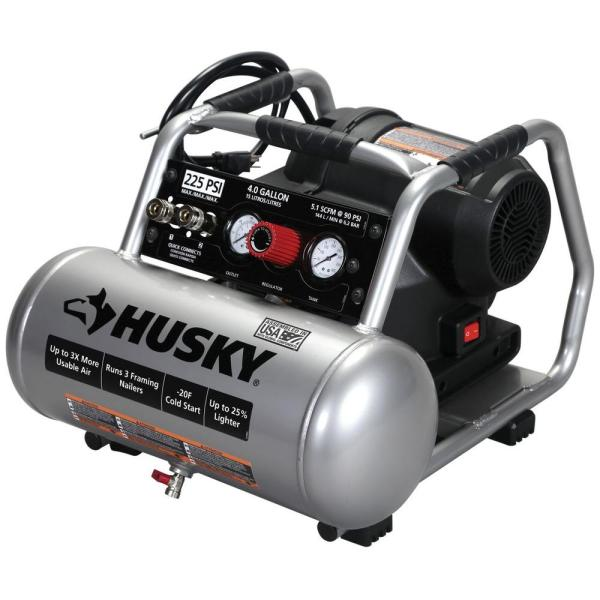Husky Portable Air Compressors