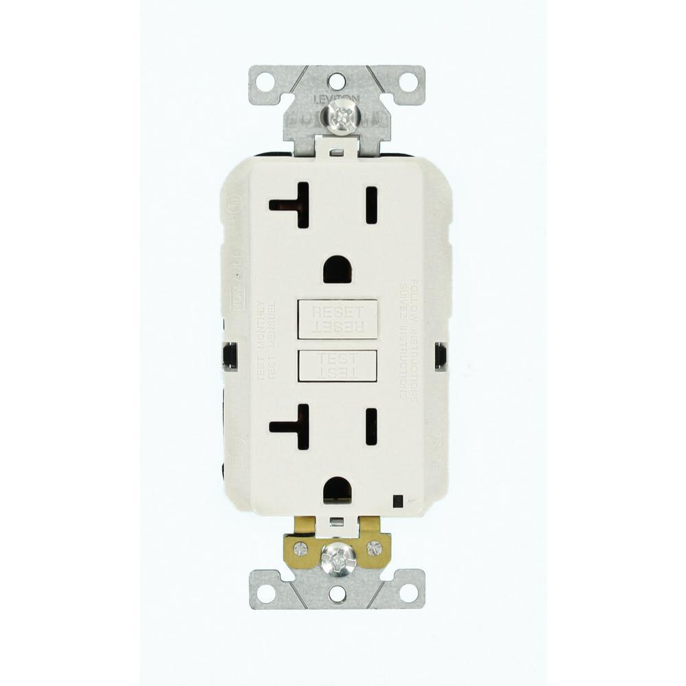 medium resolution of leviton 20 amp lev lok modular wiring device smartlockpro industrial grade gfci outlet white leviton 20 amp gfci wiring diagram leviton gfci wiring