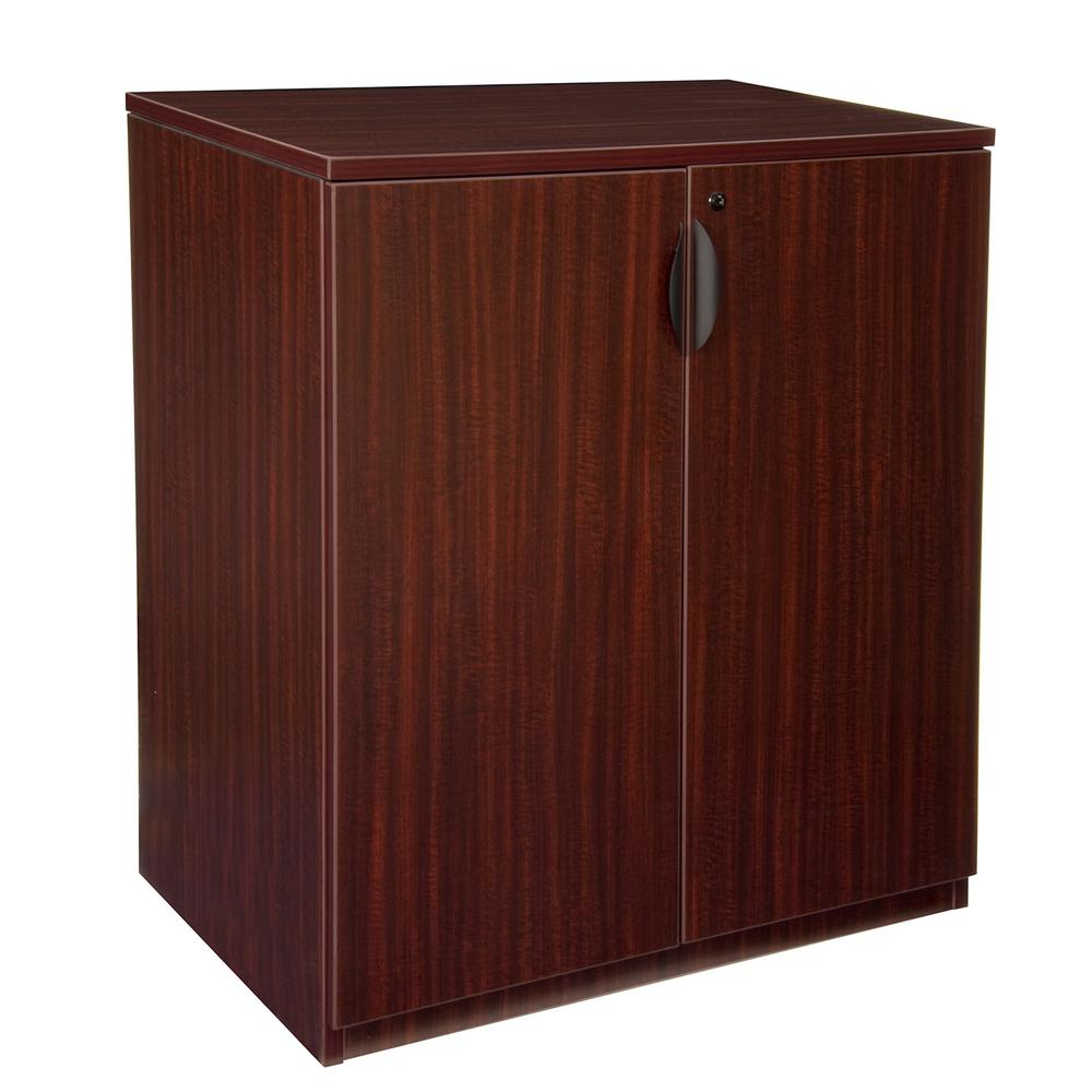 Regency Legacy Mahogany Stand Up Storage Cabinet