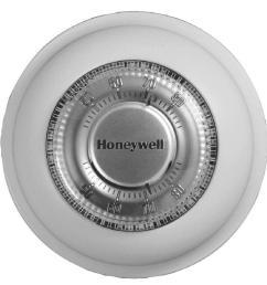 round 3 wire thermostat [ 1000 x 1000 Pixel ]