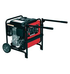 eb2800i or eg2800i generator 2 wheel kit [ 1000 x 1000 Pixel ]