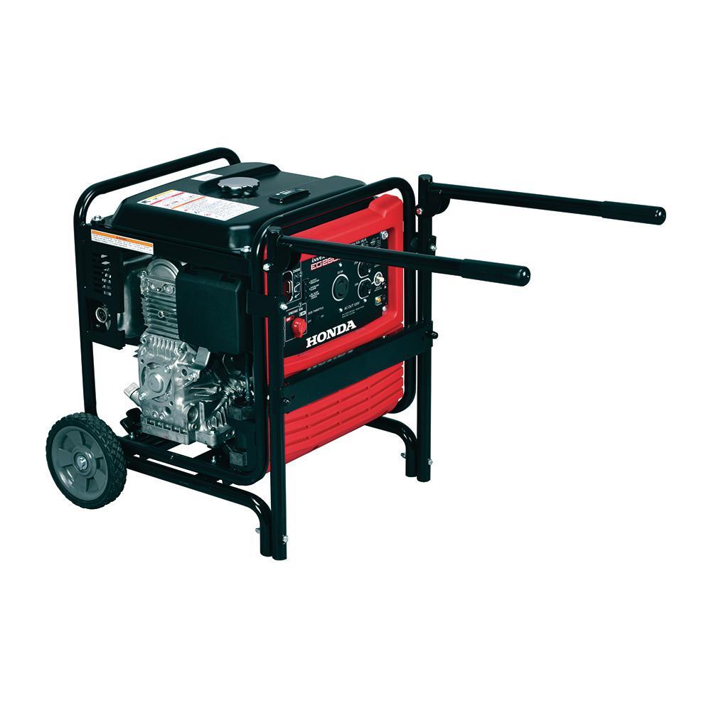 hight resolution of eb2800i or eg2800i generator 2 wheel kit