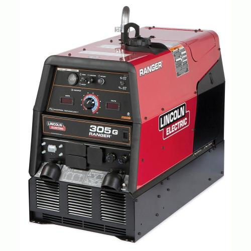 small resolution of lincoln electric 300 amp ranger 305 g gas engine driven multi process dc welder