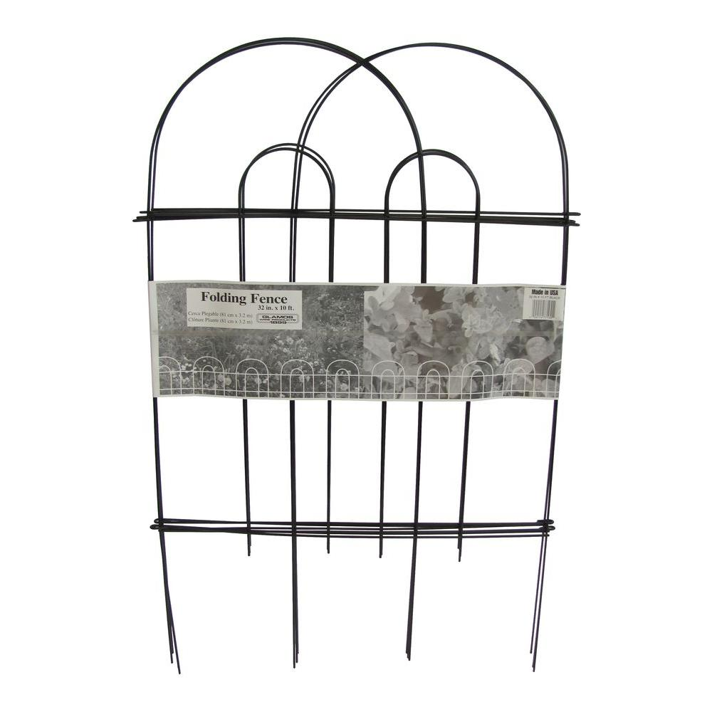 Glamos Wire Products 32 in. x 10 ft. Galvanized Steel