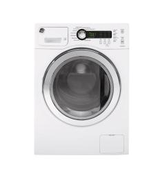 ge 2 2 cu ft stackable white front loading washing machine energy star [ 1000 x 1000 Pixel ]