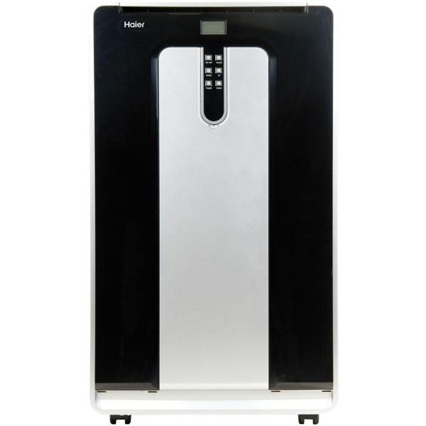 Haier 14 000 Btu Portable Air Conditioner With Dehumidifier And Remote-hpnd14xct - Home Depot