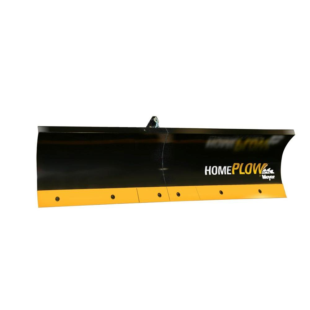 medium resolution of home plow by meyer 80 in x 18 in residential auto angling snow
