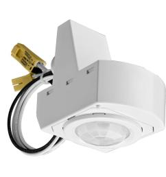 360 mounted white motion sensor fixture [ 1000 x 1000 Pixel ]