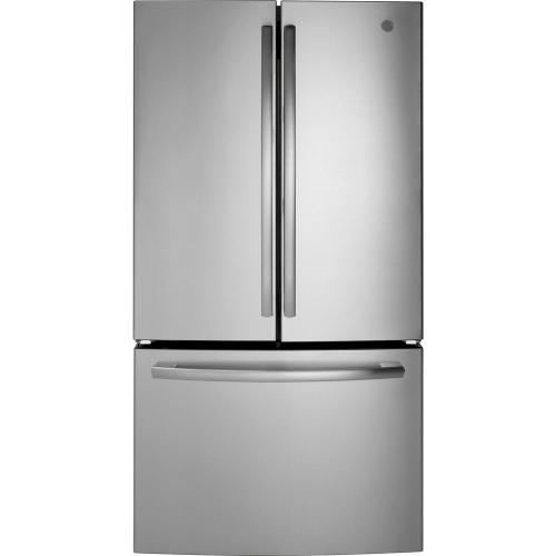 small resolution of ge 27 0 cu ft french door refrigerator energy star in stainless steel