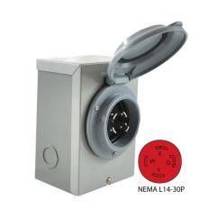 L5 30p To L14 30r Wiring Diagram Network Www Toyskids Co Conntek Diy Generator Industrial Nema 30