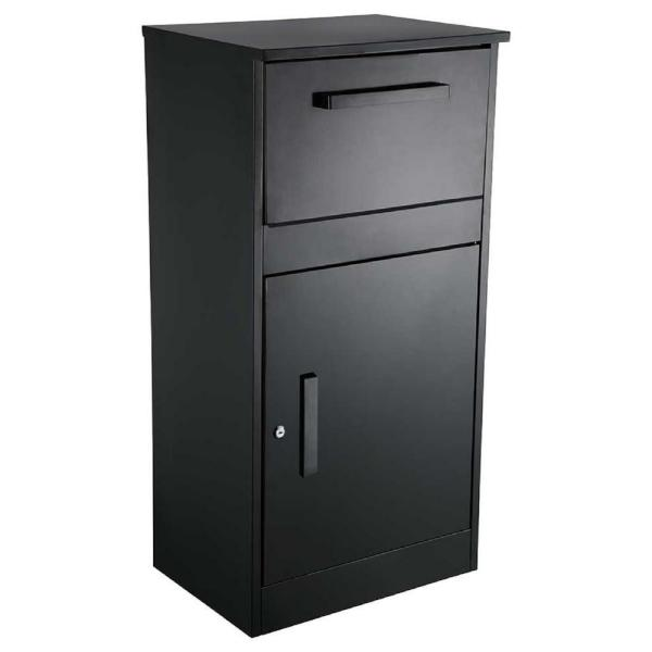 Gibraltar Mailboxes Townhouse Steel Vertical Wall-mount