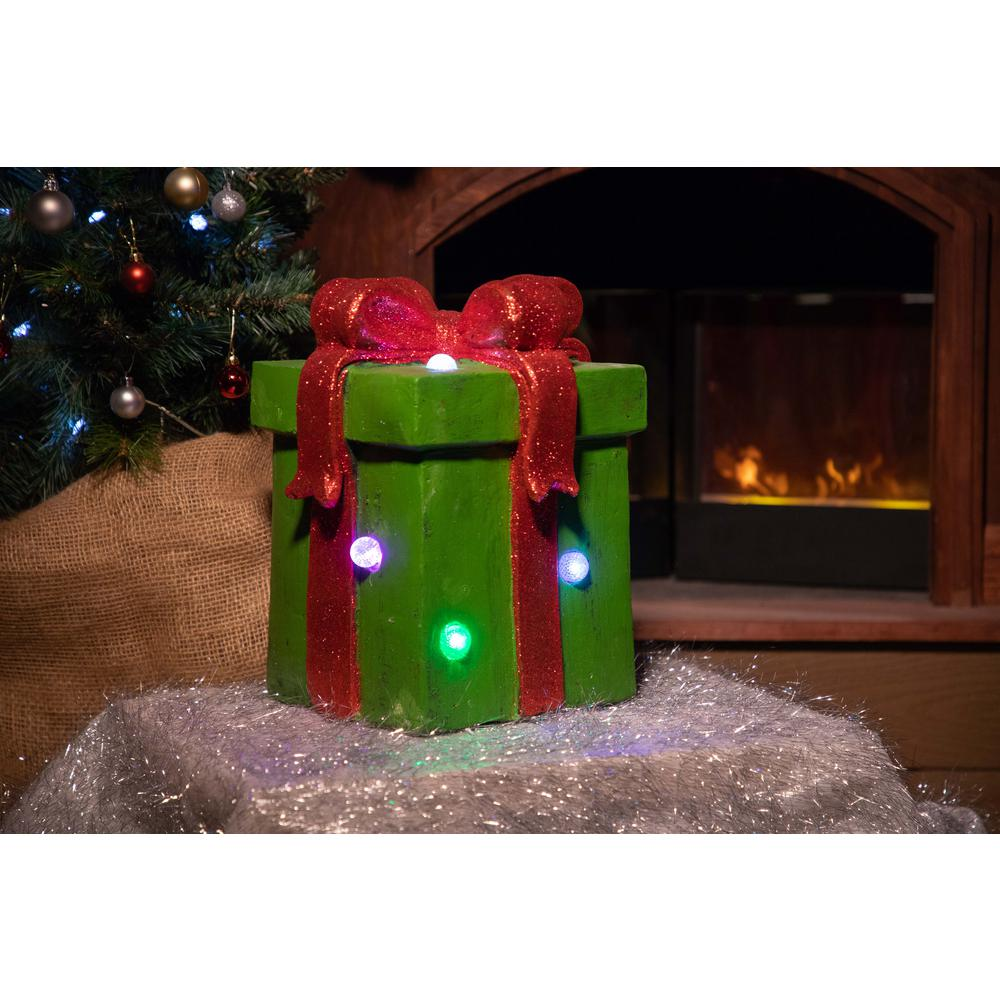Gift Box Christmas Decorations