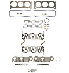 engine cylinder head gasket set [ 1000 x 1000 Pixel ]