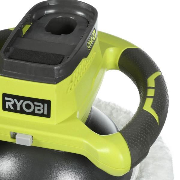 "Ryobi 18-volt 10"" Swirl-free Cordless Orbital Buffer"