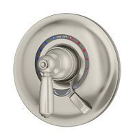 Symmons Allura Tub/Shower Valve in Satin Nickel Finish-S ...