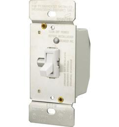white eaton dimmers ti306 w k 64 1000 leviton sureslide universal 150 watt led and cfl 600 watt 600 watt 3 way  [ 1000 x 1000 Pixel ]