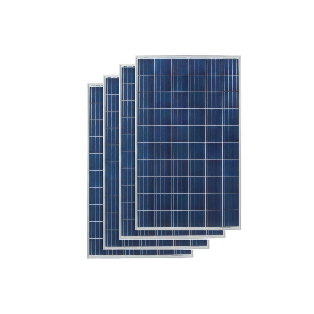 hight resolution of 265 watt polycrystalline solar panel