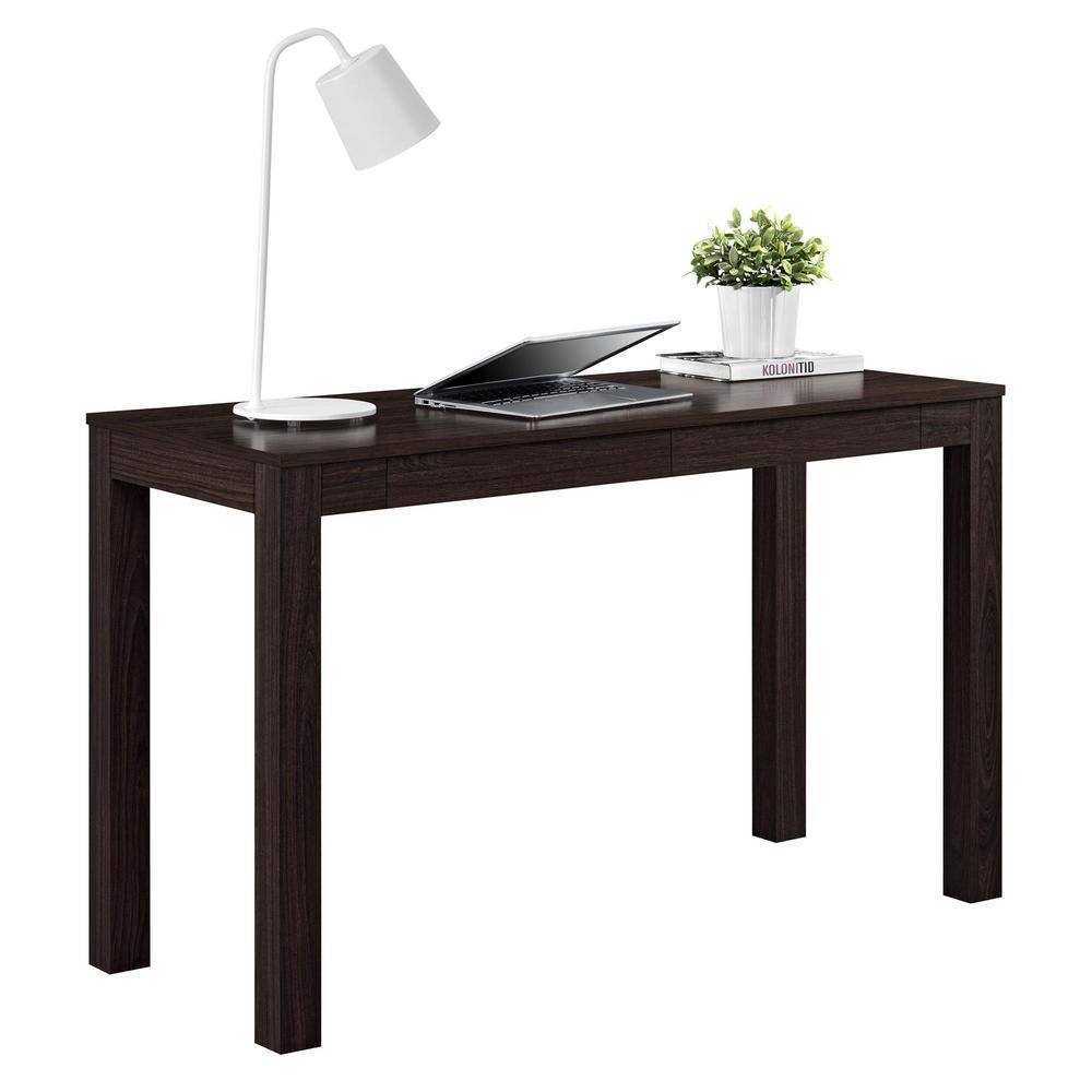 xl desk chair at end of bed name ameriwood nelson espresso hd05250 the home depot