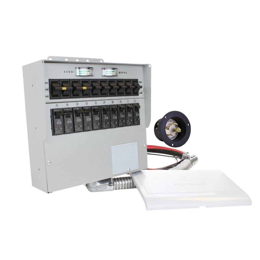 hight resolution of reliance controls 30 amp 10 circuit manual transfer switch