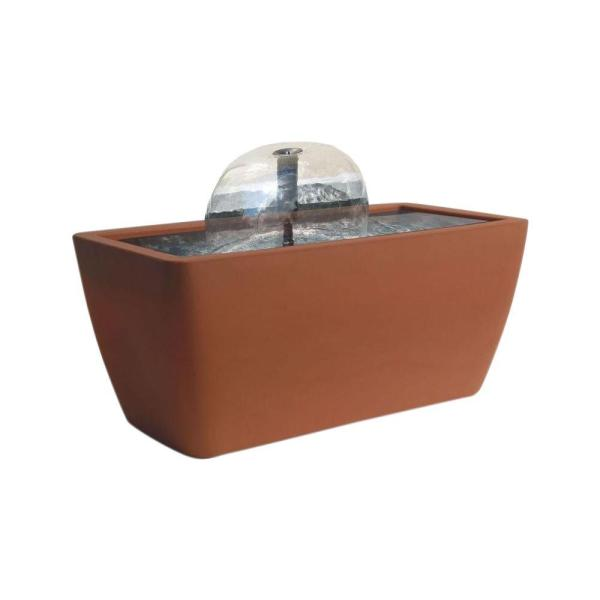 Algreen Manhattan 50 Gal. Dig Pond Kit With Light In
