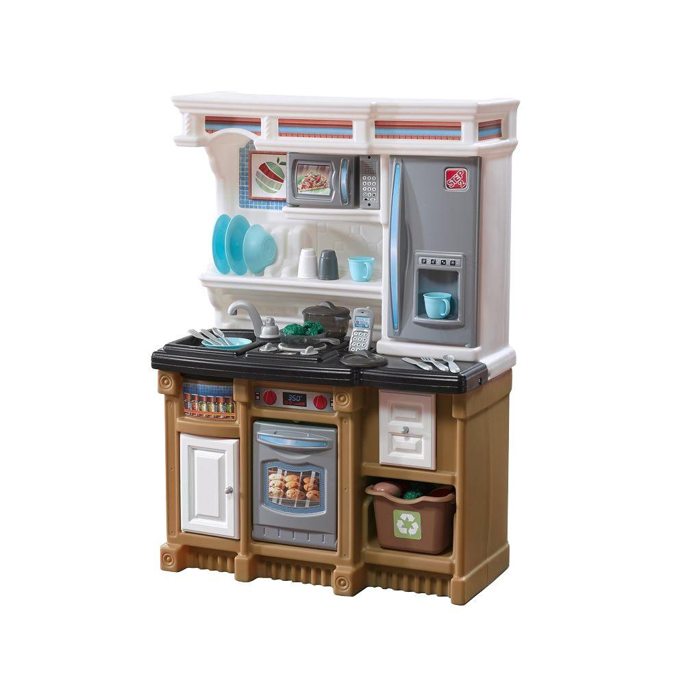 Step2 Lifestyle Custom Kitchen Playset856900  The Home Depot