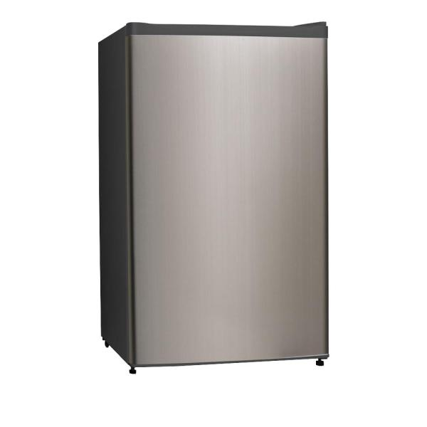 Midea 3.3 Cu. Ft. Mini Refrigerator In Stainless Steel