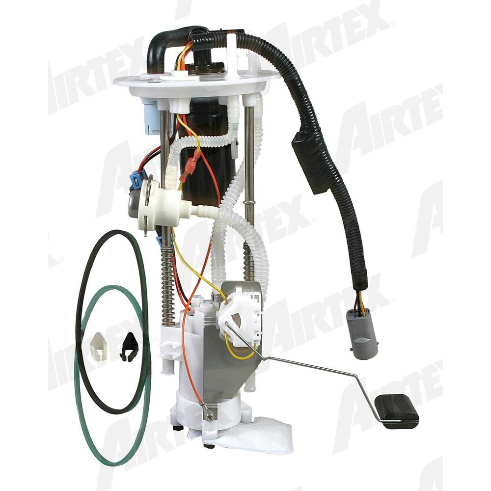 hight resolution of fuel pump module assembly