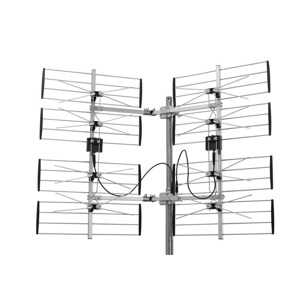 Electronic Master Multidirectional Digital HDTV Outdoor TV