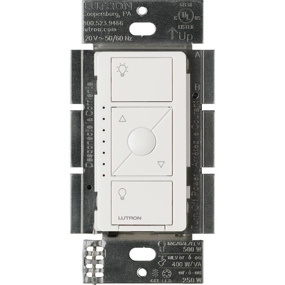 medium resolution of lutron caseta wireless smart lighting dimmer switch for elv bulbs white