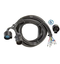 t connector harness for fifth wheel [ 1000 x 1000 Pixel ]