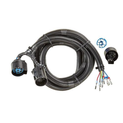 small resolution of t connector harness for fifth wheel