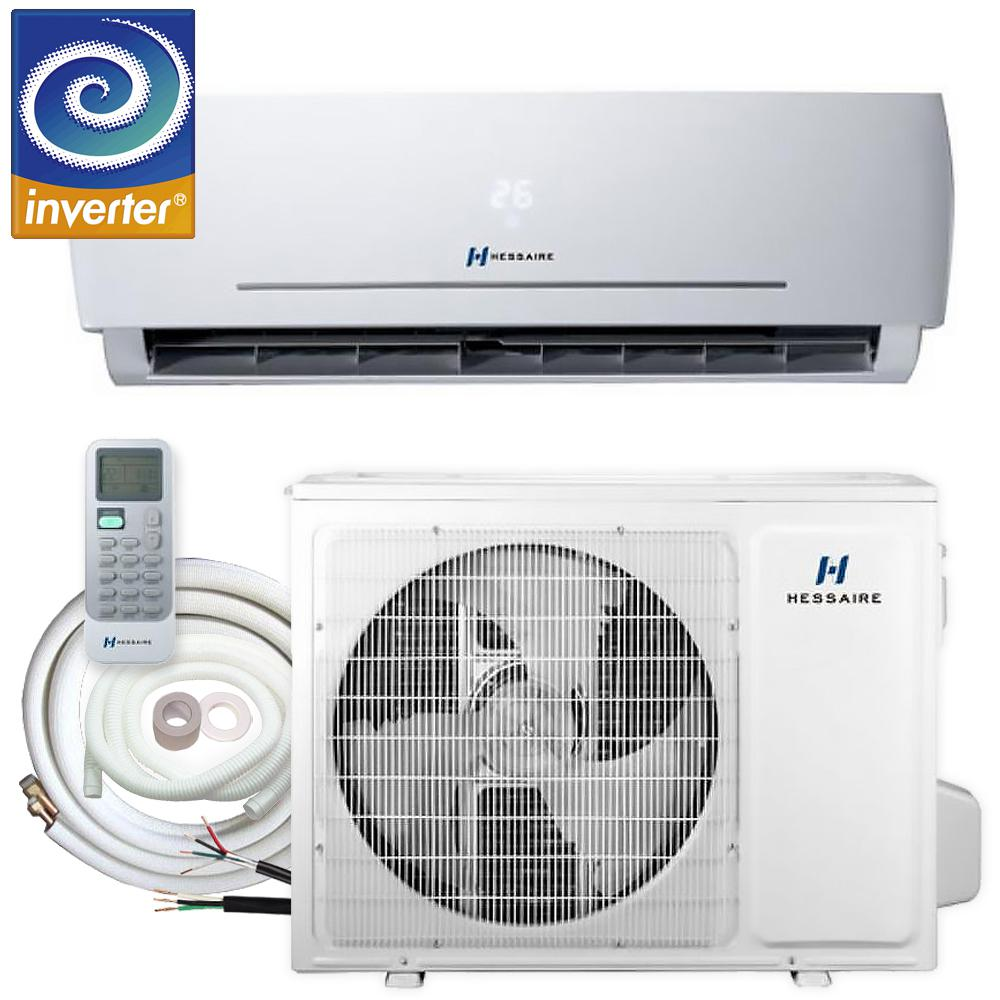 medium resolution of this review is from 12 000 btu 1 0 ton 115v ductless mini split air conditioner with inverter heat pump remote and 16 ft copper line set