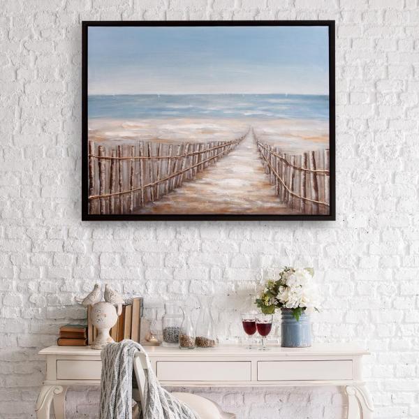 Coastal Canvas Wall Art