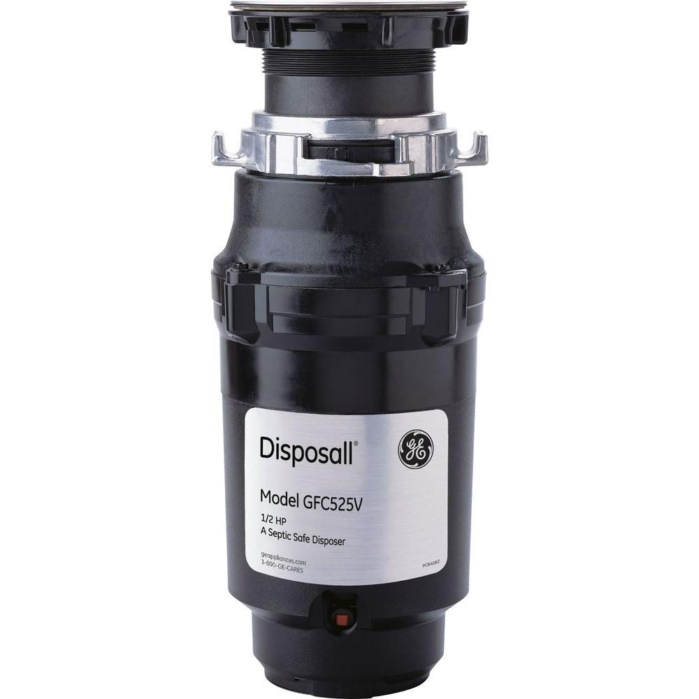 hight resolution of 1 2 hp continuous feed garbage disposal