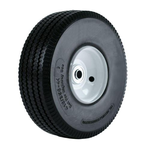 small resolution of martin wheel 10 in flat free hand truck wheel 2 1 4 in