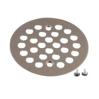 4-1/4 in. Tub and Shower Drain Cover for 2-5/8 in. Opening ...