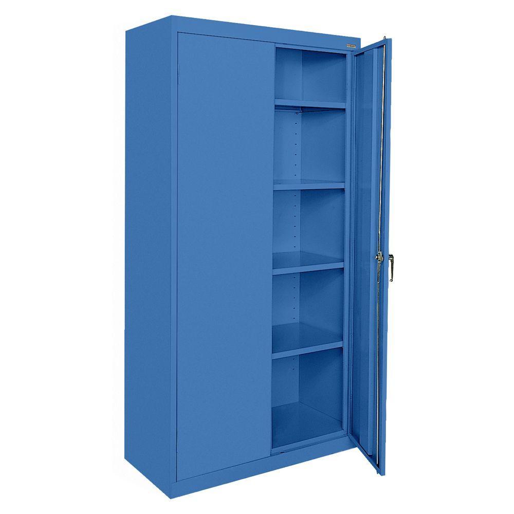 Blue  Garage Cabinets  Storage Systems  Garage Storage
