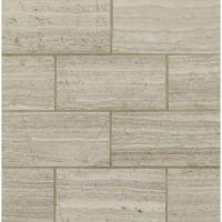 MS International White Oak 12 in. x 24 in. Polished ...
